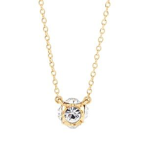 New Kate Spade Lady marmalade pendant necklace